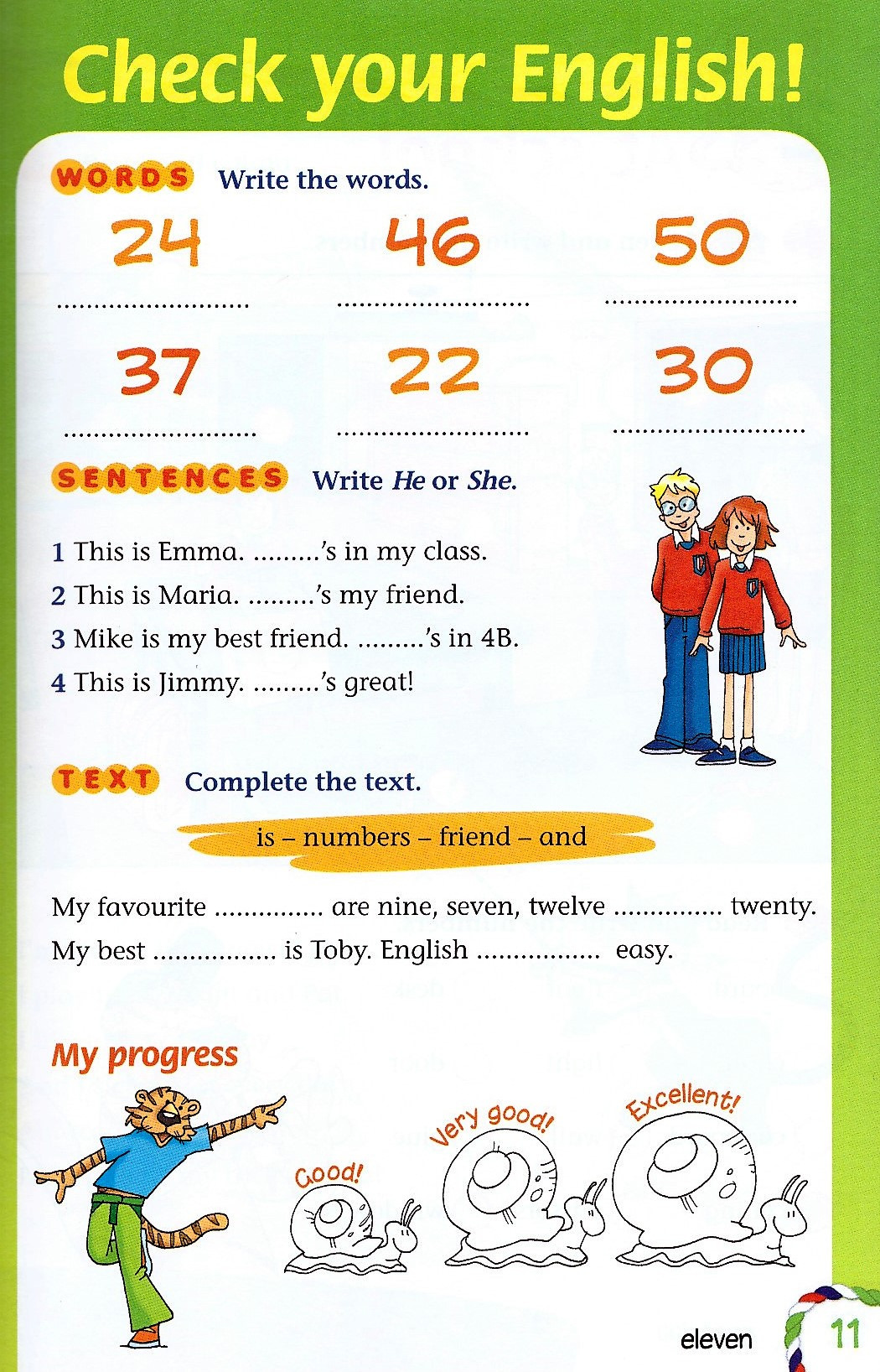 Изображение Join Us for English 2 Pupil's Book страница 11